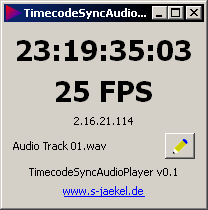 TimecodeSyncAudioPlayer -